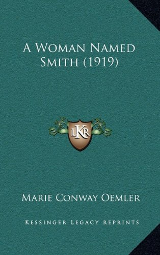 A Woman Named Smith (1919)