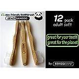 SenzaBamboo eco-friendly biodegradable bamboo toothbrush (12) by SenzaBamboo