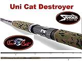Uni Cat Destroyer (Waller-Rute 150-420g), Länge:3.00m
