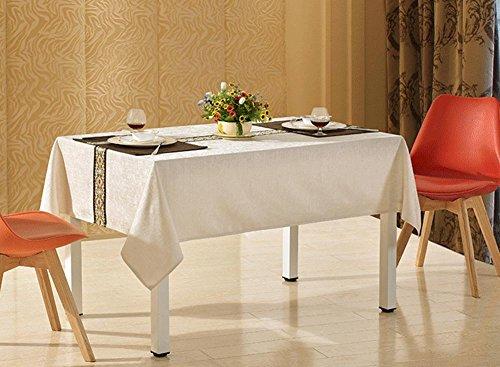 ester Hochwertiges Haus / Picknick / Cafe / Bar Staubdicht Anti-Fouling Soft Premium Tisch 90 * 140cm , 110*160cm , 2 ()