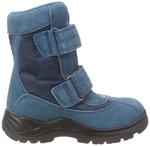 Naturino Falcotto 1195, Chaussures Marche Mixte Bébé Bleu (Blau)