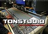 TONSTUDIO - Achtung Aufnahme! (Wandkalender 2018 DIN A3 quer): Studioequipment und Musikinstrumente fotografiert während einer Musikproduktion ... [Kalender] [Apr 04, 2017] Bleicher, Renate