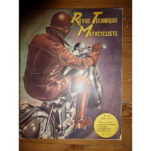Rmt- Revues Techniques Moto - 500cc Revue Technique moto Terrot Etat - Bon Etat Occasion