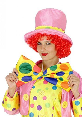 ge Clown Fliege für Erwachsene ()