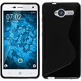 PhoneNatic ZTE Blade L3 Hülle Silikon schwarz S-Style Case