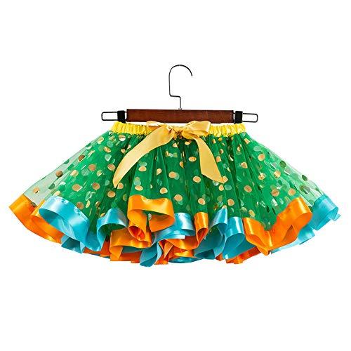 Elf 3 Jahre 2 Kostüm - CYGGA Kostüm Meerjungfrau Kinder Tutu Kleid Katzenohren Stirnband Geburtstag Party Kostüm Cosplay für Kinder Mädchen 2-7 Jahre alt,11,S