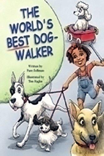 CASS BEST DOG-WALKER/WORLD   K (Pair-It Books) -