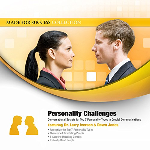 Personality Challenges  Audiolibri