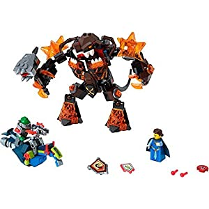 Lego Nexo Knights 70325 Infernox Captures The Queen LEGO NEXO KNIGHTS LEGO