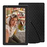 Nixplay Seed - Cornice digitale 10 pollici WiFi Cloud HD per foto e video, con schermo panoramico IPS, app per iPhone e Android, Sensore di movimento