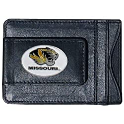 NCAA Missouri Tigers Cash and Card Holder