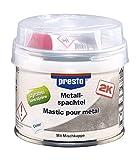 presto Metallspachtel, 250 g, 1 Stück, grau, 443466
