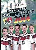 Offizielles DFB Sammelalbum 2014 REWE WM Sammelheft Sammelkarten Sticker Deutsche Fußball Nationalmannschaft
