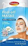 10 x Schaebens Peel-off Gesichtsmaske - verfeinert das Hautbild (10 x 15mL für 10 Anwendungen))