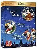 Le Noël de Mickey + Mickey et le haricot magique + Le Prince et le Pauvre