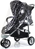 Baby Travel Rain Cover To Fit Petite Star Zia