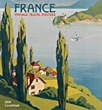 France Vintage Travel Posters 2019 Calendar