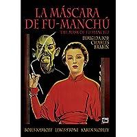 La máscara de Fu-Manchú