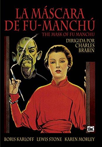 The mask of Fu Manchu - La mascara de Fu Manchu