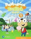 Poptropica English Islands Level 1 Handwriting Pupil's Book plus Online