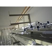 perfk 1 St/ück Aluminiumlegierung Rundstab schwei/ßgeeignet stabil Stangen f/ür Fensterrahmen 6mm