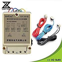 New DF-96A DF96A 220V 5A float switch type Auto water Electronic Water Level Controller With 3 Probes