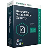 Kaspersky Small Office Security Standard | 5 Geräte 5 Mobil 1 Server | 1 Jahr | Windows/Mac/Android | CD in Box | für kleine Unternehmen
