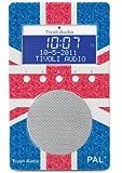 Tivoli Audio PAL+ DAB/DAB+ Portable Radio - Union Jack