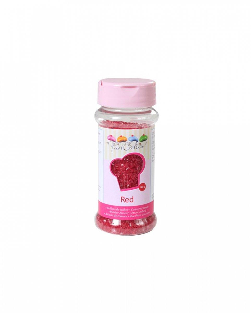 Red cristalli di zucchero 80g