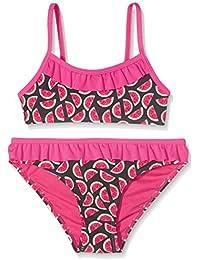 Miami Beach Swimwear Mädchen Zweiteiler mit Melonen-Print