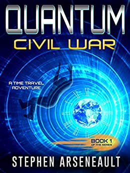 QUANTUM CIVIL WAR (English Edition) di [Arseneault, Stephen]