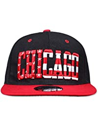 Original Snapback City Stars and Stripes Caps