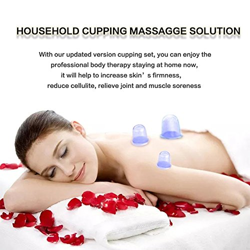 Zoom IMG-2 cupping anti cellulite in silicone