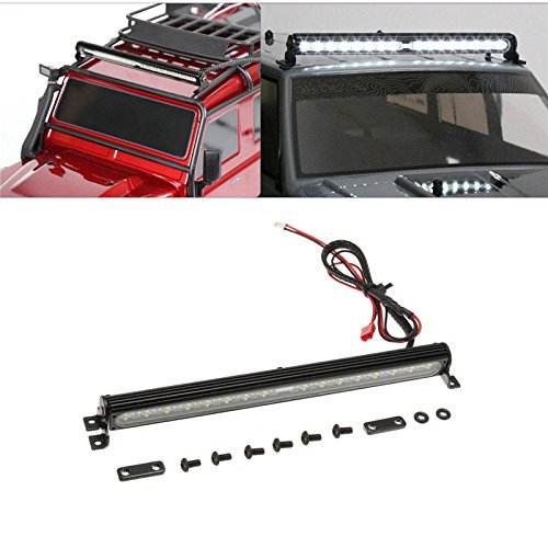 LaDicha 1/10 32 LED Dach Leuchte Light Bar RC Auto Teile Crawler Traxxas TRX-4 TRX 4