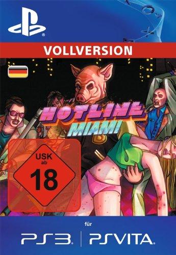 Hotline Miami [Vollversion][PSN Code für deutsches Konto]