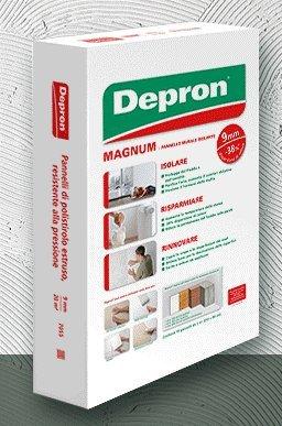 Depron Dämmplatten, 80x125cm, Stärke 9mm, 20 Panel Cap.