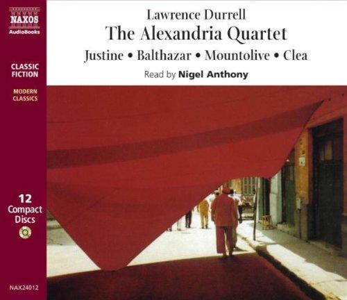 The Alexandria Quartet /Justine /Balthazar /Mountolive /Clea: