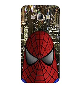 EPICCASE Spider Thumb Mobile Back Case Cover For Samsung Galaxy A3 (Designer Case)