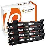 Bubprint 4 Toner kompatibel für Brother TN 1050 TN1050 für DCP-1510 DCP 1510 1512 1610W 1612W HL-1110 HL 1110 1112 1210W 1212W MFC 1810 1910W Schwarz