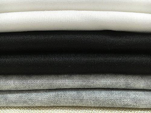 COCO clothing -  Maglione  - Camicia aderente - Donna Nero