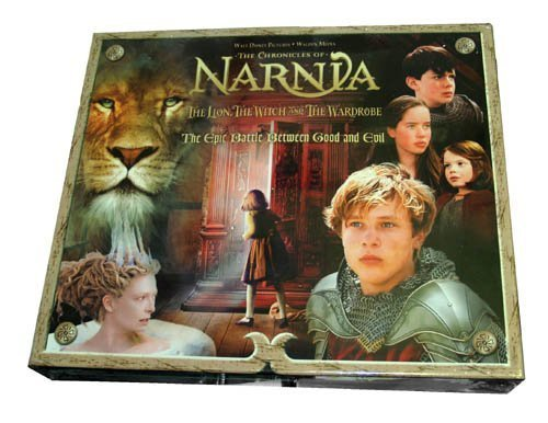 Chronicles of Narnia Board Game [Toy] by Narnia