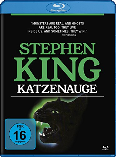 Stephen King: Katzenauge [Blu-ray]