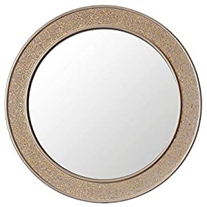 Spiegel Rund Gold Deine Wohnideen De