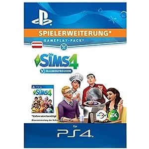 Die Sims 4 – Gaumenfreuden (GP 3) DLC [PS4 Download Code – österreichisches Konto]