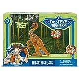 Cazadores Dr. Steve CL1612K - Colección de Dinosaurios: Modelo Therizinosaurus