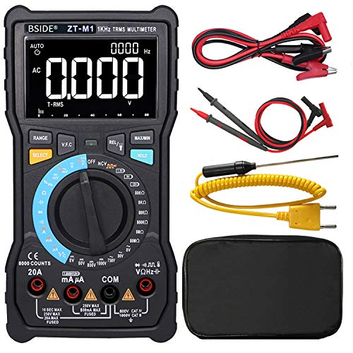 uxcell Digital DC Multimeter Ammeter 200uA Measuring Current Tester with 4 Wires LED Display 1 PCS