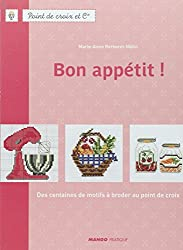 Bon appétit : Des centaines de motifs au point de croix
