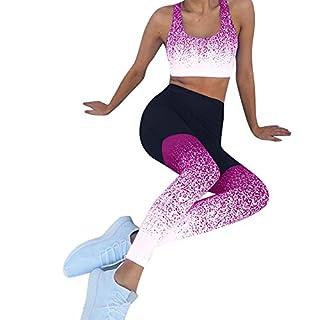 Abstand Heligen Frauen Sport Yoga Training Hohe Taille Laufhose Fitness elastische Leggings Mädchen Sport Yoga Training Hohe Taille Laufhose Fitness Elastische Streifen Trainingsanzug Lange Hose