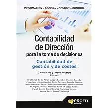 Contabilidad de direccion para la toma de decisiones (Spanish Edition) by Alfredo Rocafort (2014-05-10)