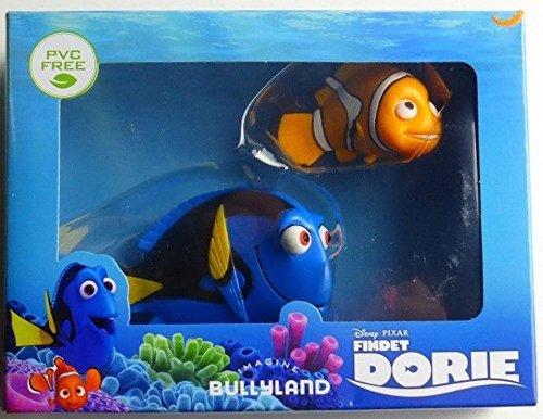 Disney/Pixar Findet Dorie Spielfiguren, 2 Figuren, Dorie und Nemo (Spielzeug Findet Nemo)